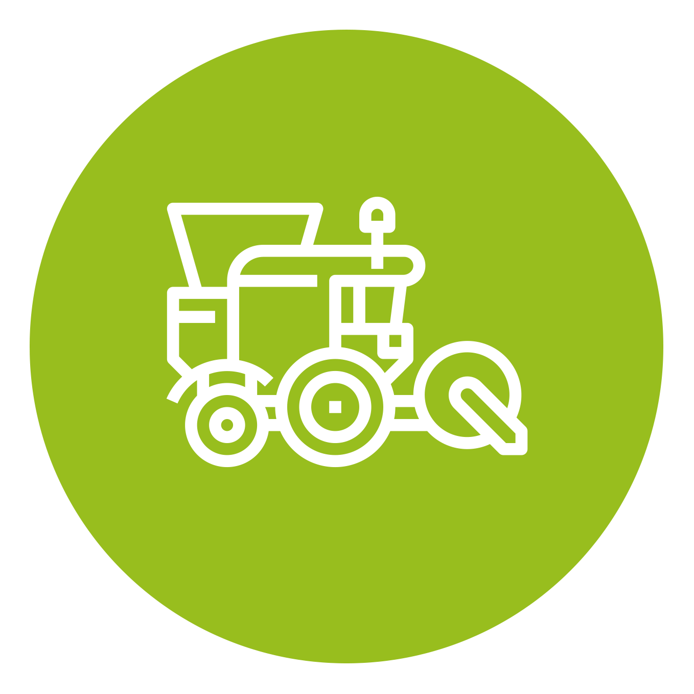 Intensive Landwirtschaft